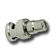 ACA-BNC-2, BNC Male To RCA Female Adapter