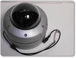 727, Clearance Vandal Dome CCTV Camera