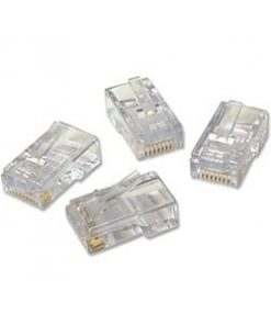 ACA-RJ45-50, RJ45 Connector for CAT5 Cable, 50 pieces