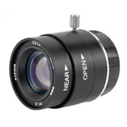 ACL-2812VM, Lens – Vari-focal Length – Manual Iris – CS Mount