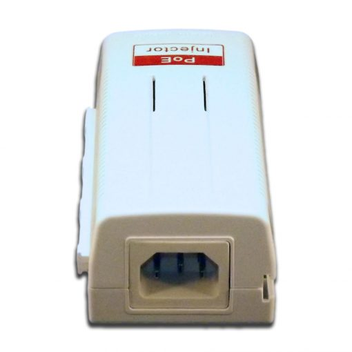 AIP-POE4801-SW1, PoE Injector, Single Port Power Over Ethernet, 802.3af, 48V 15.4W