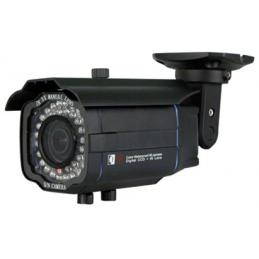 ACC-P427N-13VD-B, 960P AHD Varifocal Infrared Bullet Camera. Black Color.