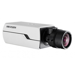 Hikvision DS-2CD4012FWD-A 1.3 Megapixel WDR Box Camera, No Lens