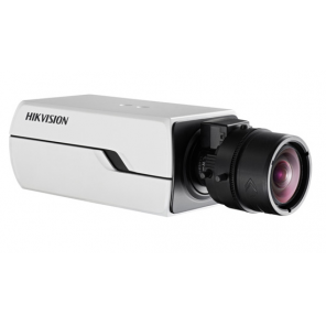 Hikvision DS-2CD4065F-A 6 Megapixel Smart IP Box Camera, No Lens