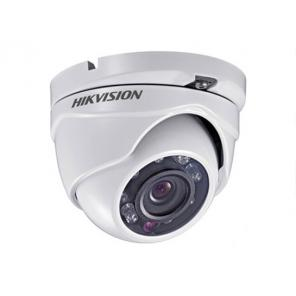 Hikvision DS-2CE55C2N-IRM-2.8MM 720 TVL PICADIS Outdoor IR Dome Camera, 2.8mm Lens
