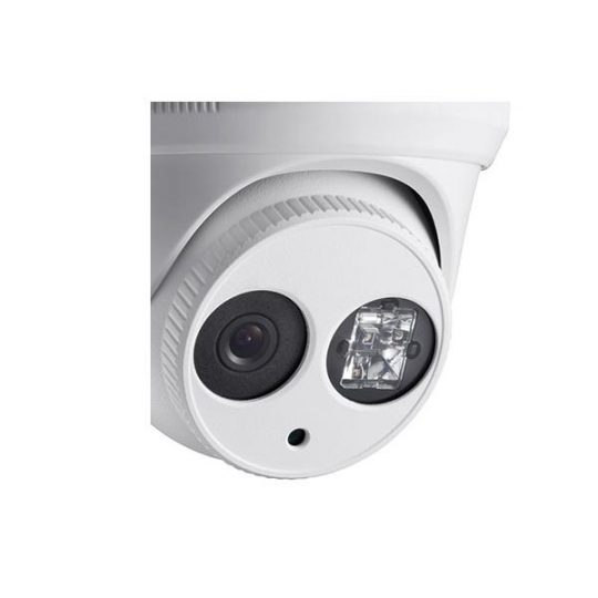 Hikvision DS-2CE56C5T-IT1-2.8MM HD720p TurboHD EXIR Low Light Turret Camera, 2.8mm Lens
