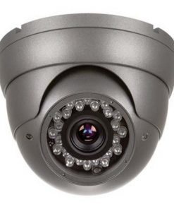 ACC-V06N-CHVD-W-CC-765, ACC-V06N-CHVD-W, 800TVL Varifocal Infrared Vandal Dome Camera Grey Color ***CLEARANCE*** 765