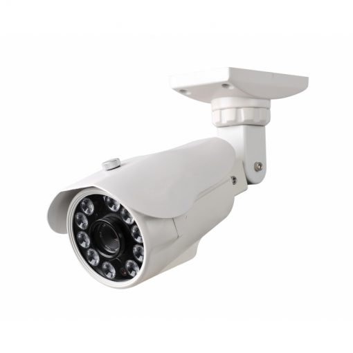 ACC-P29N-EHVD-W, 750 Res, Sony EFFIO Long Range IR Varifocal Bullet Camera, White