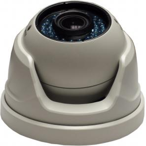 ACC-V106N-4VNP-W, 4MP HD CCTV 42 IR Varifocal Vandal Resistant IP Dome Camera for Security and Surveillance Systems, IP66 Rated Outdoor Weatherproof. 2688×1520, PoE