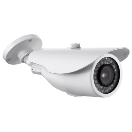 ACC-P27N-CSVD-W2, 1000TVL Res Varifocal Infrared Bullet Camera. White Color. ***CLEARANCE***