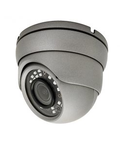 ACC-V706N-24VD, 1080P Resolution, 4-in-1 (AHD, HD-TVI, HD-CVI, and Analog) Varifocal IR Vandal Dome Camera, Grey and White Available