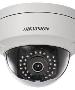 Hikvision DS-2CD2142FWD-IS 4MP Outdoor Day/Night IR Dome Camera w/ Alarm I/O