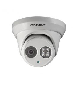 Hikvision DS-2CD2332-I-12MM 3 Megapixel EXIR Outdoor Turret Network Camera, 12mm Lens