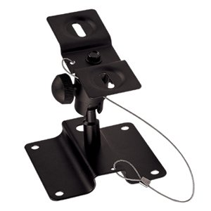 ACA-CLEARANCE-2004, Speaker Mount SB-01 — Black Metal – 2 Piece Set ** CLEARANCE **