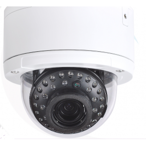 ACC-V715N-21VD-W, 1080P HD 4-in-1 (AHD, HD-TVI, HD-CVI, and Analog) Varifocal IR Vandal Proof Dome Camera