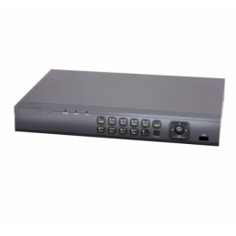 SX-1711-4CH, SX-1711-4. 4 Channel Network Video Recorder, Supports up to 6 Megapixel IP Cameras, 4 Channel PoE Built-In