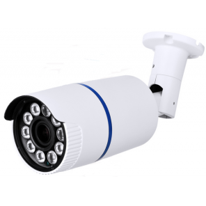 ACC-P730N-24MD-W, 1080P Resolution, 4-in-1 (AHD, HD-TVI, HD-CVI, and Analog) Motorized  Super IR Bullet Camera With True WDR and HLC (White Color)