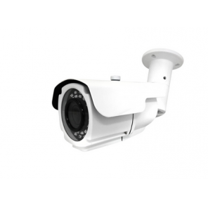 ACC-P731N-24VD-W, 1080P Resolution, 4-in-1 (AHD, HD-TVI, HD-CVI, and Analog) Varifocal IR Bullet Camera (White Color)