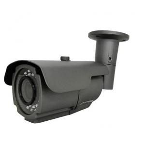 ACC-P731N-24VD-G, 1080P Resolution, 4-in-1 (AHD, HD-TVI, HD-CVI, and Analog) Varifocal IR Bullet Camera (Grey Color)