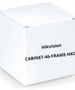 Hikvision CABINET-46-FRAME-HKCB Modular Frame Bracket for DS-D2046NL-C and DS-D2046NH-C