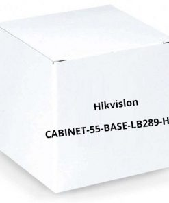 Hikvision CABINET-55-BASE-LB289-H-800 Modular Pedestal Bracket for DS-D2055NL/Y