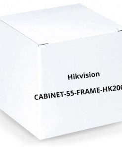 Hikvision CABINET-55-FRAME-HK206-ZY Modular Frame Bracket for DS-2055NL-B and DS-D2055NH-B