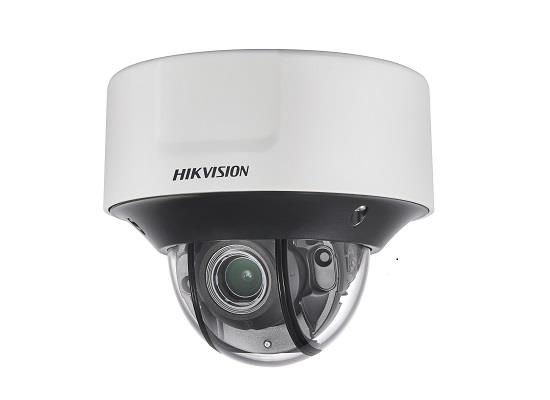Hikvision DS-2CD5565G0-IZHS 6 Megapixel Network Outdoor IR Dome Camera, 2.8-12mm Lens
