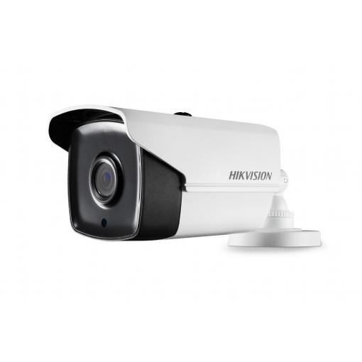 Hikvision DS-2CE16H5T-IT5E 3.6MM 5 Megapixel HD-AHD/HD-TVI Outdoor Ultra-Low Light PoC IR Bullet Camera, 3.6mm Lens